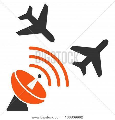 Flight Radar Icon