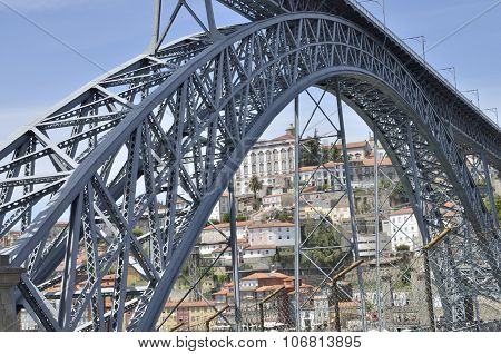 Iron Bridge Porto