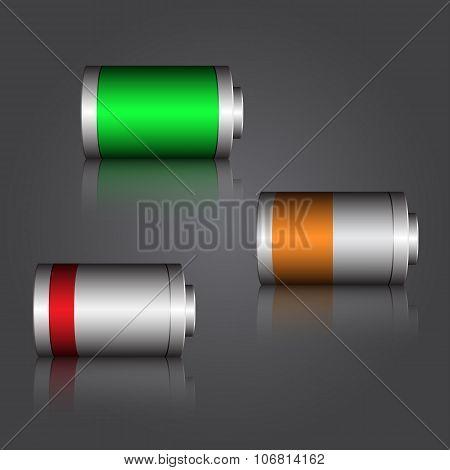 Modern vector battery