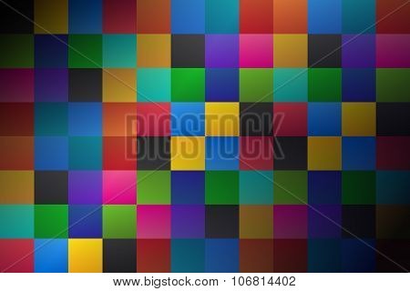 Simple color abstract background