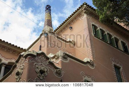 Casa Museu Gaudi, Park Guell