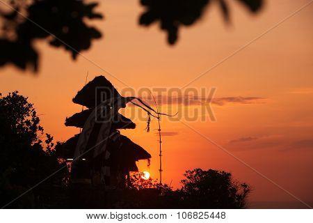 Asia Indonesia Bali Ulu Watu Temple