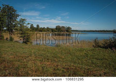 Shore Of Lake Onega, Kizhi, Karelia