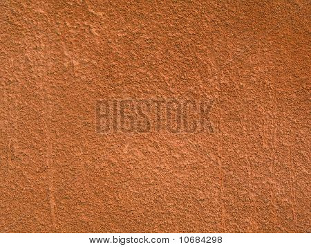 Orange Concrete Wall Background