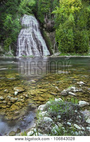 Little Elora Falls