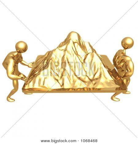 Mover montañas