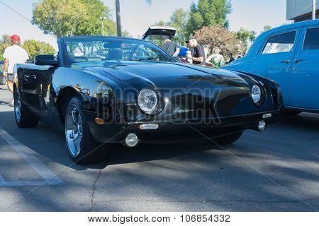 Studebaker Avant On Display