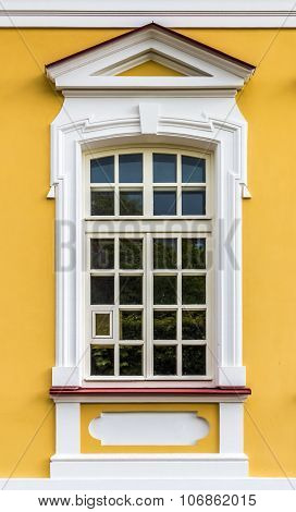 The Window In The Baroque Style