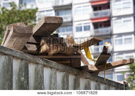 Renovation Construction Site