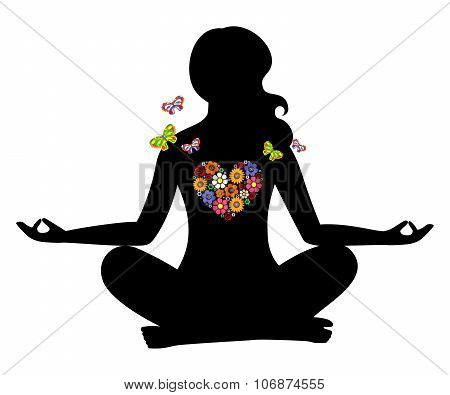 The Meditation And Heart