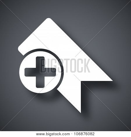 Vector Bookmark Icon
