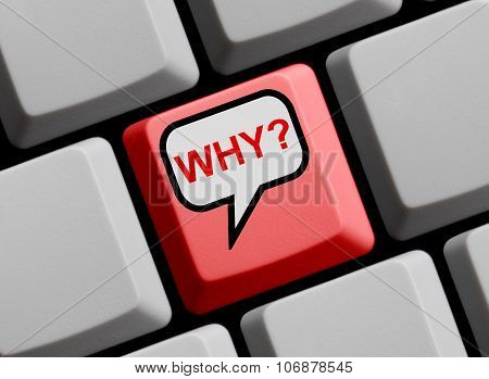Computer Keyboard - Why?