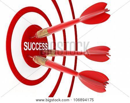 Darts And Abstract Success