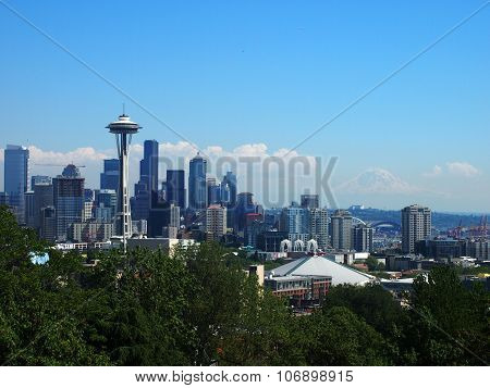 Seattle Downtown 3