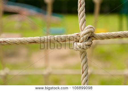 Playground rope,Climbing Nets in playground