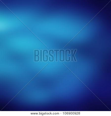 Background Blue Abstract Design