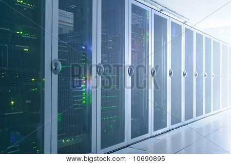 Server-Raum
