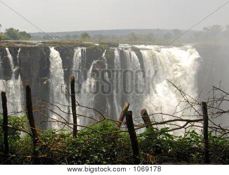 Victoria Waterfalls,