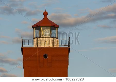 Two Harbors Lighthouse Tower