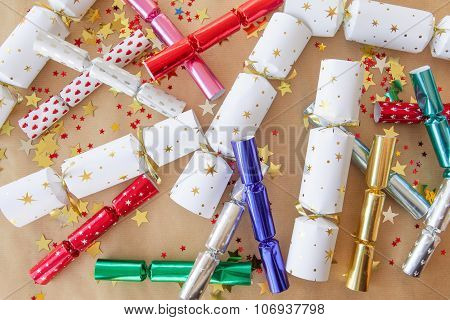 Colorful Party Crackers