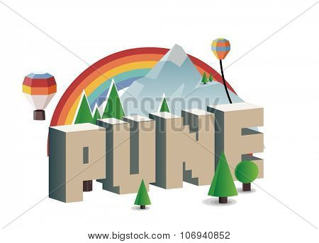 Pune, beautiful destination to visit