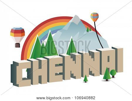 Chennai, beautiful destination to visit