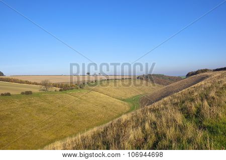 Yorkshire Wolds Valley