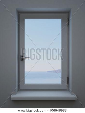 Window Pvc In The Interior 2