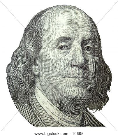 Ben Franklin Portrait