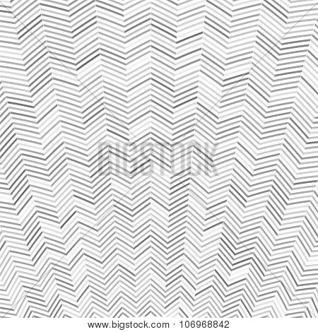Abstract Zig Zag Pattern.