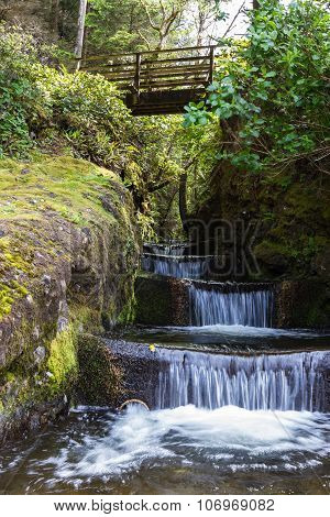 Smooth Flowing Water