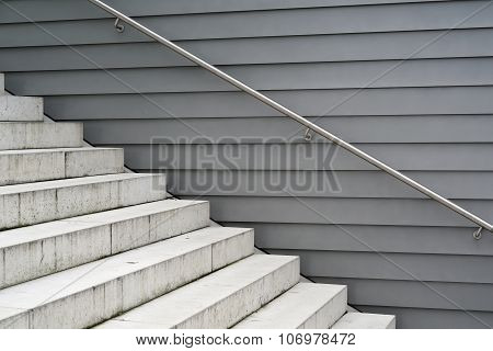 stairs in Cologne