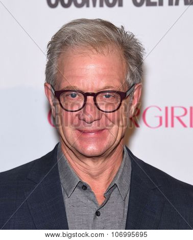 LOS ANGELES - OCT 13:  Jeff Perry arrives to the Cosmopolitan's 50th Birthday Party on October 13, 2015 in Hollywood, CA.