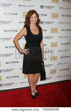 LOS ANGELES - NOV 2:  Brigid Brannagh at the