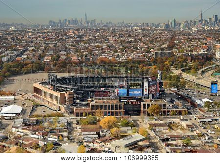 Citi Field  Home Of The Mets