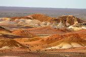 picture of bottomless  - the colourful breakaways near australian coober pedy - JPG