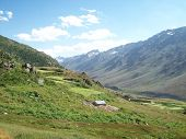 foto of skardu  - The Deosai National Park is located in Astore valley and partly in Skardu of Gilgit - JPG