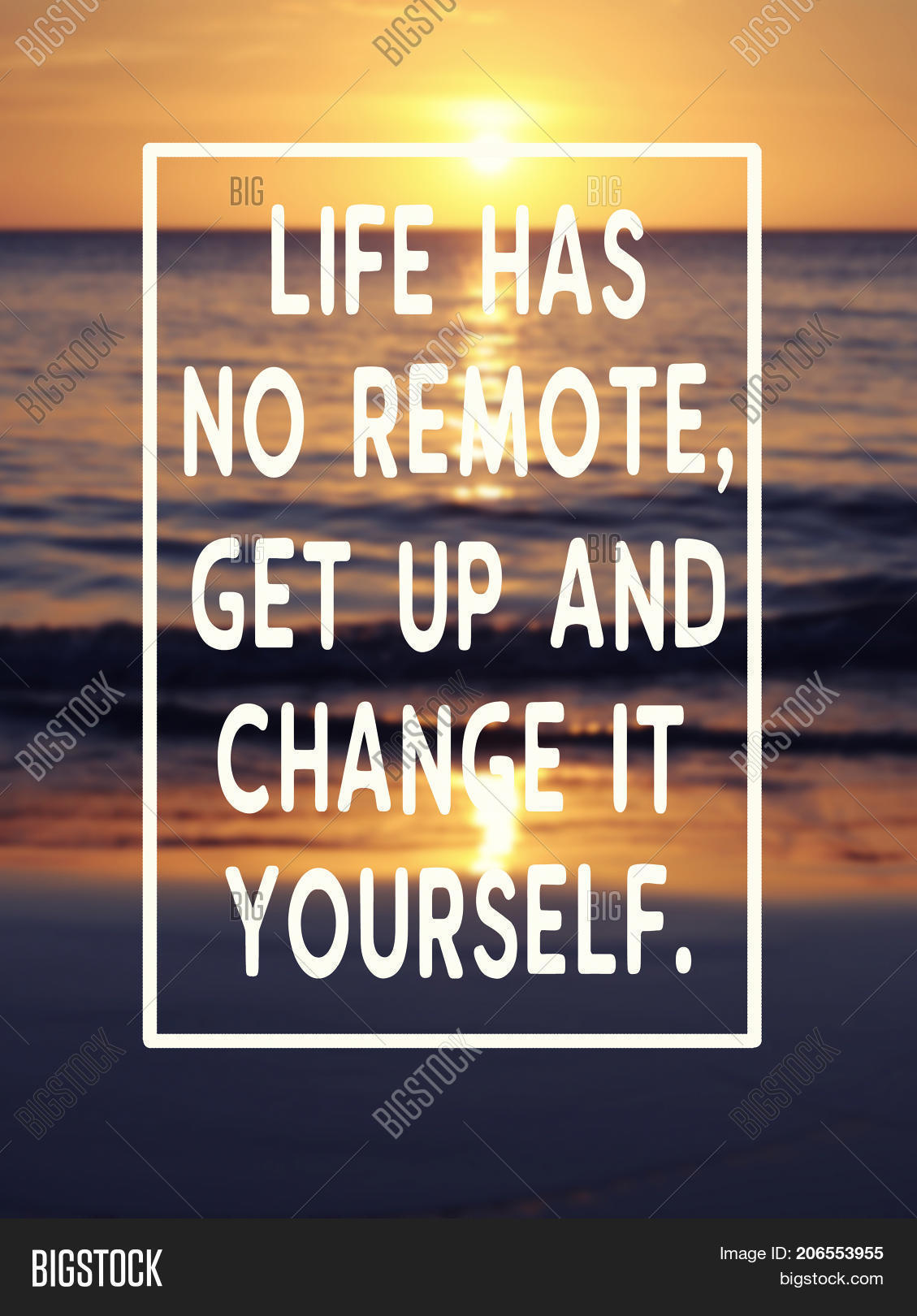 Motivational Inspirational Quotes About Life Motivational Inspirational Quotes Image & Photo  Bigstock