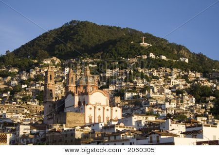 Taxco Close Up