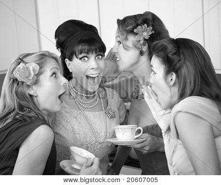 Women Share Secrets