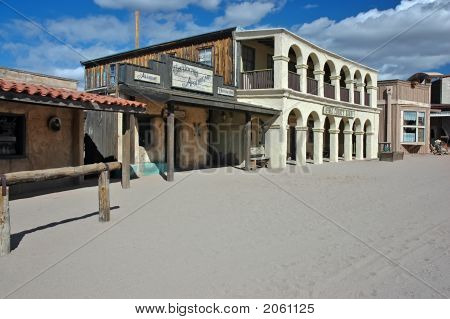 Old Tuscon Movie Set, Arizona