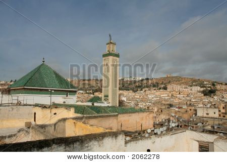 Landscape Of Fez