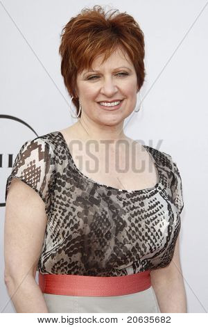 LOS ANGELES - MAY 12:  Caroline Manzo at The Cable Show 2010