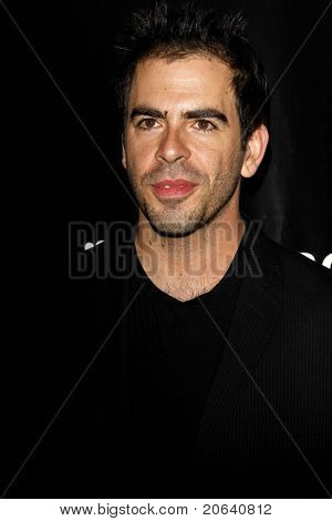 SAN DIEGO - JUL 23:  Eli Roth at the 'Tron' MySpace Party at Flynn's Arcade during Day 2 of Comic-Con 2010 in San Diego, California on July 23, 2010.