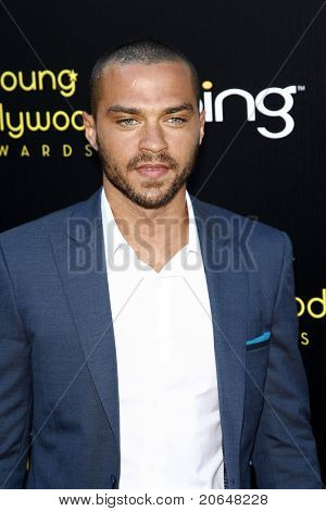 LOS ANGELES - MAY 20: Jesse Williams at the 2011 Young Hollywood Awards held at Club Nokia in Los Angeles, California on May 20, 2011.