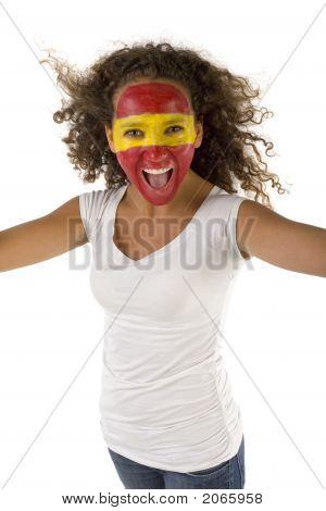 Spanish Sports Fan
