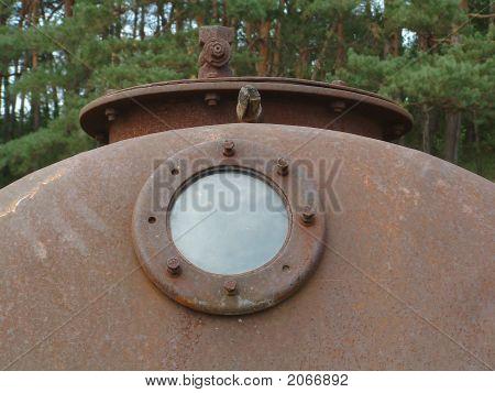 The Rusty Tank