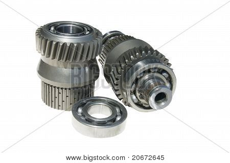 gear and bearings