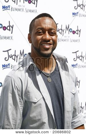 LOS ANGELES - JUN 4: Jaleel White at the premiere of Relativity Media's 'Judy Moody And The NOT Bummer Summer' held at ArcLight Hollywood in Los Angeles, California on June 4, 2011.