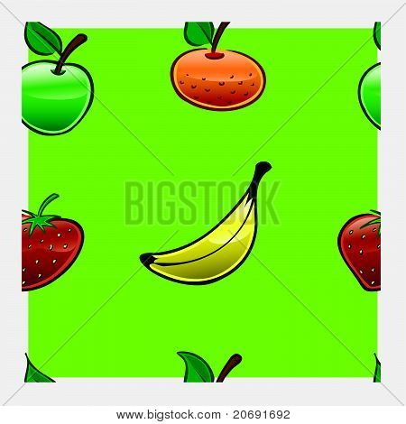 Fruit Pattern Repeat